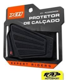 Título do anúncio: Protetor De Calçado Marcha X11 Moto Motoqueiro Motociclista