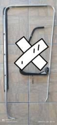 Pestana do vidro da porta dianteira direita da Kombi 2005-2014