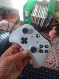 Controle Xbox one s LEIA A DESCRIÇÃO