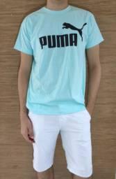 Camisa Puma Azul