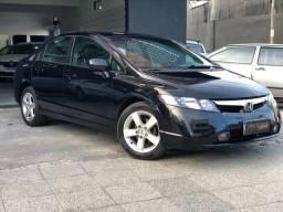 Honda Civic Lxs 1.8 Completo - 2007 Troco/Financio