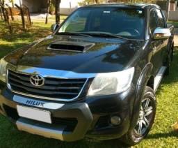Hilux 2011/2012 SRV 4X4 3.0 Diesel Automática