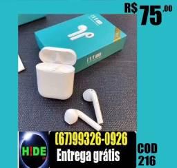 Fones Bluetooth i11 Airpods (entrega grátis)