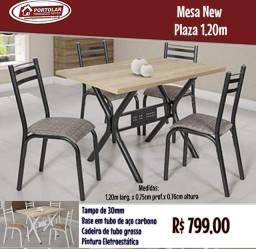 Mesa New plaza Entrega em 3 dias