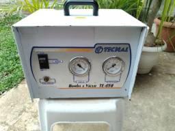 Bomba de vácuo Tecnal TE-058 para laboratório