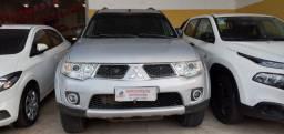 Mitsubishi pajero dakar diesel 2012 automática 4x4 completo conservadissimo