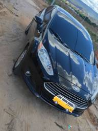 New Fiesta automático 2014 extra