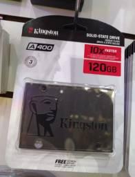 Novo SSD KINGSTON 120gb