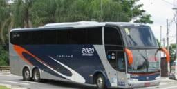 Ônibus Marcopolo 1550 Ld G6 Volvo B12r 380 Seminovo Turismo<br><br>