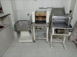 Maquinario de padaria