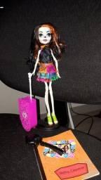 Boneca Skelita Calaveras - Monster High