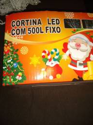Cortina de LED 3x3 500 leds