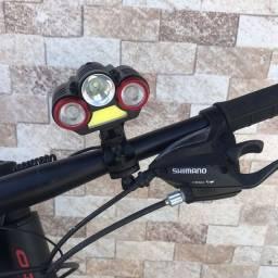 Lanterna de Farol de Bicicleta de led ecooda