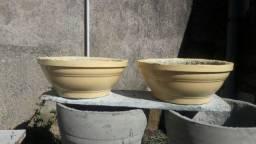 Baçias de Cimento para Rosas