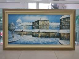 Quadro p decoração tela pintura