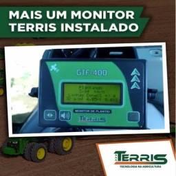 Monitor Terris evita falhas de plantio GTF-400