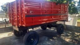 Carretas agrícola basculante pra 6 toneladas *