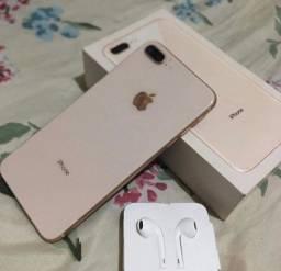 IPhone 8 Plus C/Nota Fiscal