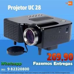 Projetor UC 28 - Fazemos Entrega!!