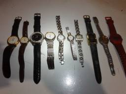 Vendo lote de relógios originais originais no estado