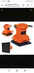 Vendo lixadeira orbital Black Decker
