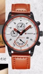 Relógio Curren Masculino esportivo