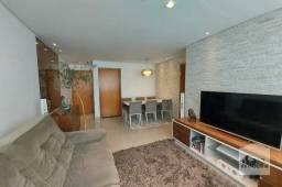 Apartamento à venda com 3 dormitórios em Paquetá, Belo horizonte cod:326837