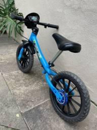 Bicicleta Infantil De Equilibrio Nathor