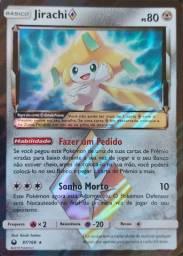 Promoção!! Carta Pokémon - Básico - Jirachi - Ps80 - 97/168