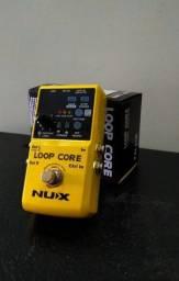 Título do anúncio: Pedal loop core NUX