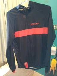 Camisa ERT Nova Tour Stripe Black/Red