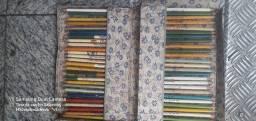 Antiga Caixa anos 60 com 52 lápis