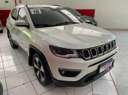 Título do anúncio: Jeep Compass Longitude 2.0 Automatica Baixa Km !! Carro Procedência