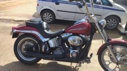 Harley Davidson FX 1600 Ano 2007 personalizada