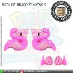 Boia de Braço Infantil Flamingo  A pronta entrega!!