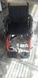 Cadeira de roda agile alumínio
