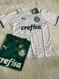 Camisas Palmeiras 2021 masculina/Fem.