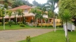 Título do anúncio: Casa no Recantos dos Lagos, 6 quartos, 4 salas, piscina, sauna, açude, campo