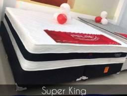 Título do anúncio: Conjunto lumiere king