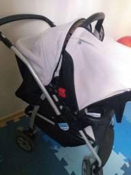 Carrinho de bebê completo Burigotto