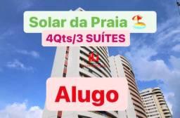 SOLAR DA PRAIA visão Orla da Ponta Negra 11 andar