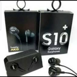 Fone de ouvido Samsung linha akg s10