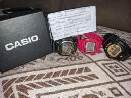 Relógios casio, todos originais!