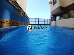 AP00781 Apartamento mobiliado de 4 quartos sendo 2 suítes na Praia do Morro