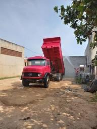 Mb 1519 truck caçamba 1980