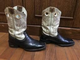 Bota texana de couro Durango - 38
