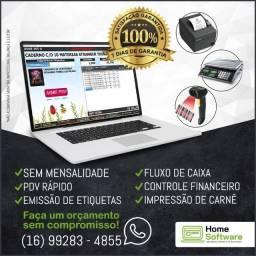 Sistema de Gestão PDV - Financeiro, Caixa, Estoque, Etiquetas, Relatórios - Vila Velha