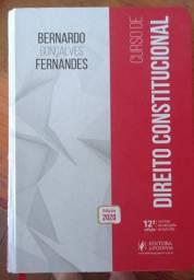 Curso de Direito Constitucional - Bernardo Gonçalves - 12º Edição - Jus Podivm