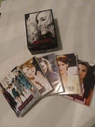 """Título do anúncio: CD DVD.       """" SEX AND CITY """"  18 CDS ORIGINAIS"""