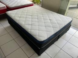 Título do anúncio: cama box queen size  -